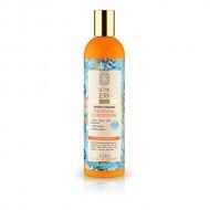 Natura Siberica Rakytníkový balzám pro normální a suché vlasy Intenzivní hydratace 400 ml