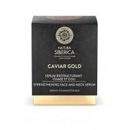 Caviar Gold Posilující sérum pro obličej a dekolt 30 ml