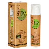 Markell Bio Helix Denní krém na obličej pro suchou a normální pleť  50 ml