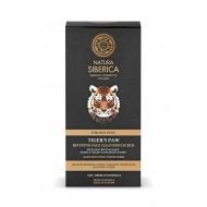Natura Siberica  Men line Čistící peeling pro oživení pleti Tygří tlapa 150 ml