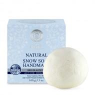 Natura Siberica Sněžné ručně vyráběné mýdlo 100 g