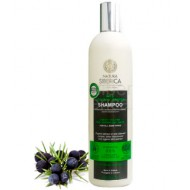 Natura Siberica Šampon pro všechny typy vlasů «Divoký Jalovec» 400 ml