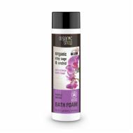 Organic Shop Antistresová pěna do koupele Fialová Orchidej, 500 ml