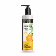 Organic Shop Energizující sprchový gel Mandarinka a Mango 280 ml