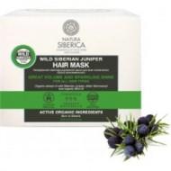 Natura Siberica Maska pro všechny typy vlasů «Divoký Jalovec» 120 ml