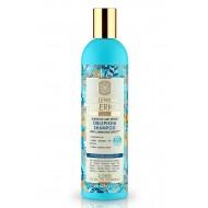 Natura Siberica Rakytníkový šampón pro poškozené vlasy «Výživa a revitalizace» 400 ml